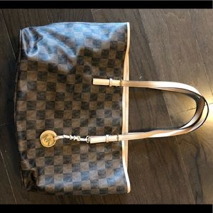 Michael Kors, lightly used tote handbag.